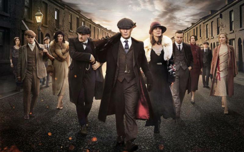 2019 tiene la quinta temporada de Peaky Blinders, ideal para inspirarse y viajar al noroeste inglés