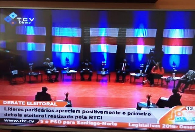 Debate Eleições Legislativas 2016
