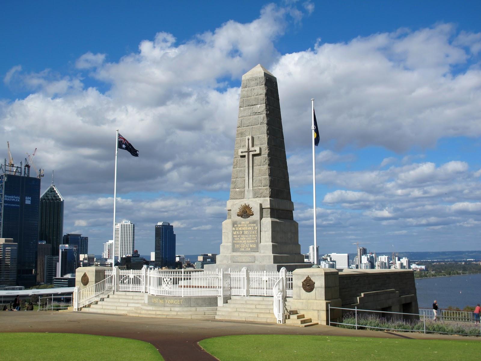Updating status in Perth