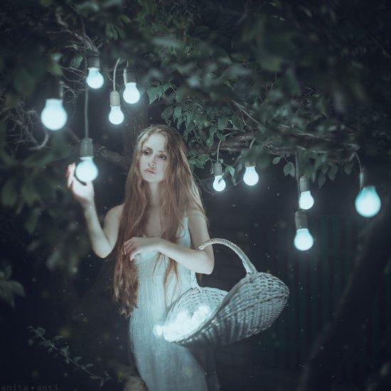 Anita Anti deviantart fotografia emotivas surreais photoshop mulheres femininas sonhos