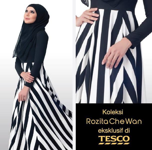 Koleksi Baju Raya Rozita Che Wan Mahal Tapi Kualiti Teruk