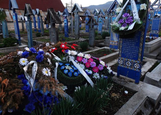"""Wesoły Cmentarz w kwietniu 2015 """"na poważnie"""" ;)"""