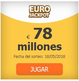 probabilidades para jugar eurojackpot desde españa