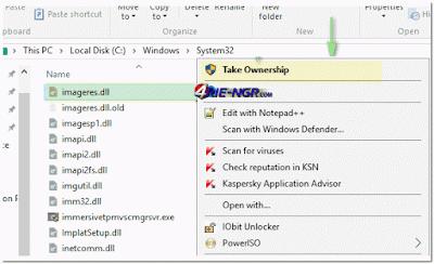 Take Ownership For Windows
