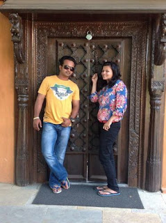 Kedar Jadhav And Snehal Jadhav