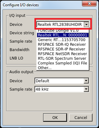 ZR6AIC: How to install Gqrx SDR software on Linux using your RTL
