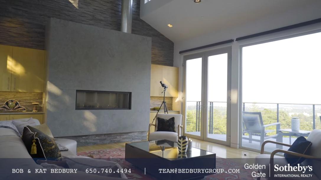 31 Photos vs. 500 Palomar Dr, Redwood City, CA Interior Design Luxury Home Tour