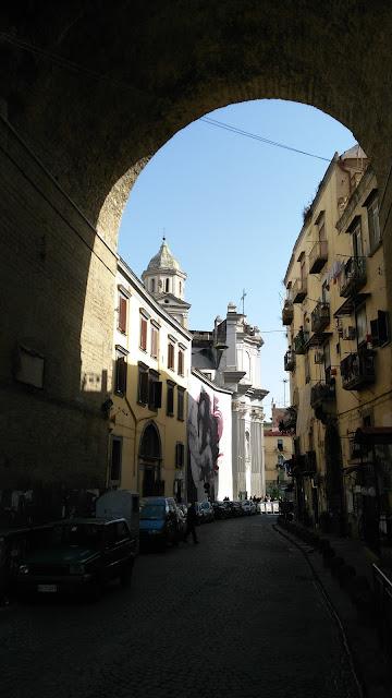 Ponte della Sanità-Rione Sanità-Napoli