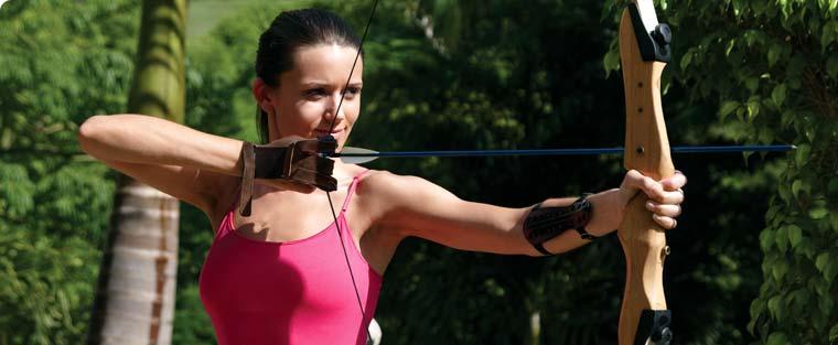 Girl Playing In Water Wallpaper Cardio Trek Toronto Personal Trainer Archery