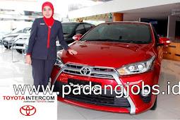 Lowongan Kerja Padang: Toyota Intercom Juni 2018