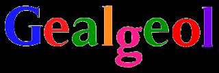 Contoh Logo Gealgeol Warna-Warni