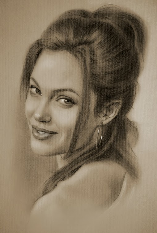 04-Angelina-Jolie-krzysztof20d-2b-and-8b-Pencils-Clear-Pastel-Celebrity-Drawings-www-designstack-co