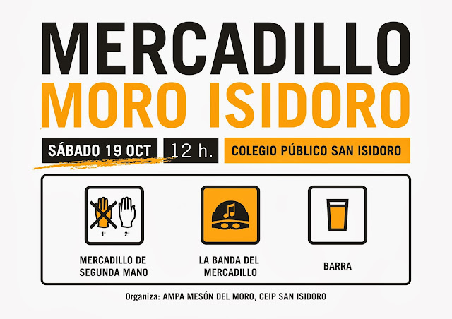 cartel mercadillo 2013-moroisidoro