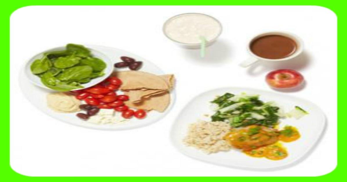 Weight loss 7 day menu plan