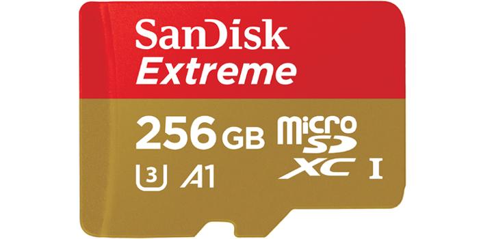 サンディスク SanDisk Extreme 256GBの製品仕様やメリットを解説