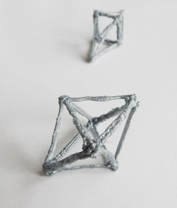 DIY : Géométrie sous cloche