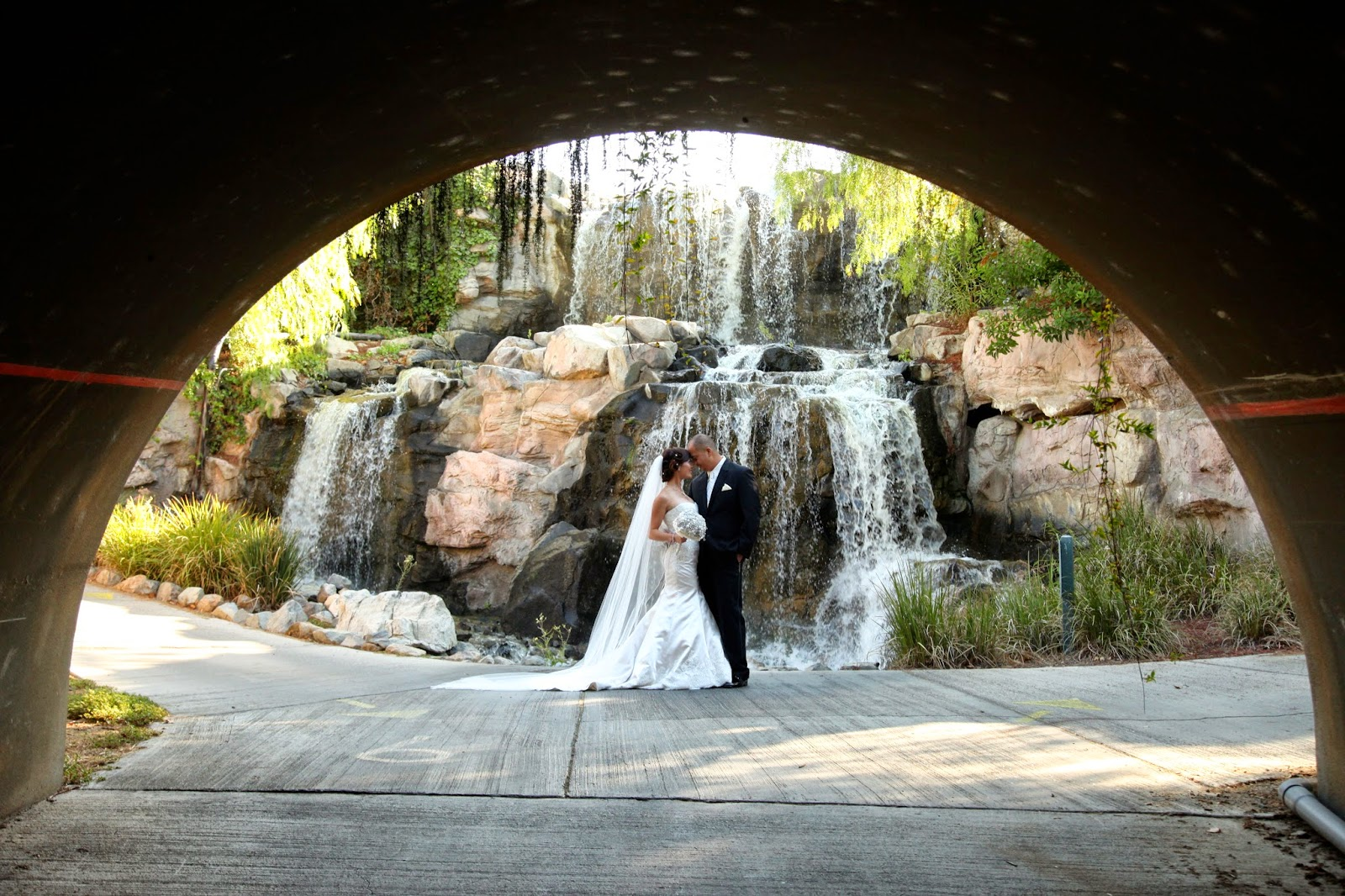 Wedgewood At The Retreat: Enchanted Portraiture: Paul And Crystal At The Retreat By