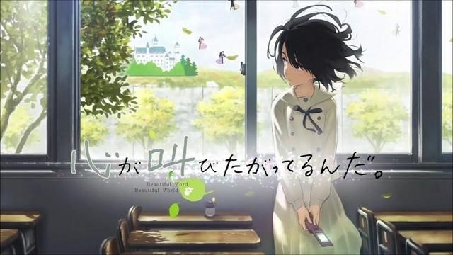 Review Anime Kokoro ga Sakebitagatterunda  |  Ketika Isi Hati Sulit Dijelaskan Kata-Kata Dalam Ucapan