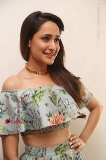 Actress Pragya Jaiswal Stills in Floral Dress at turodu Interview  0088.JPG