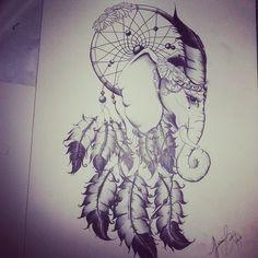 Best Elephant Tattoo Designs