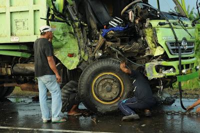 Pengalaman Kecelakaan di Jalan Karena Diganggu Setan Jahil