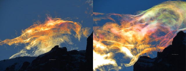 Rare Sky Phenomena Seen From Around The World  Sky%2BPhenomenon%2BBucegi%2BMountains%2BRomania%2B%25281%2529