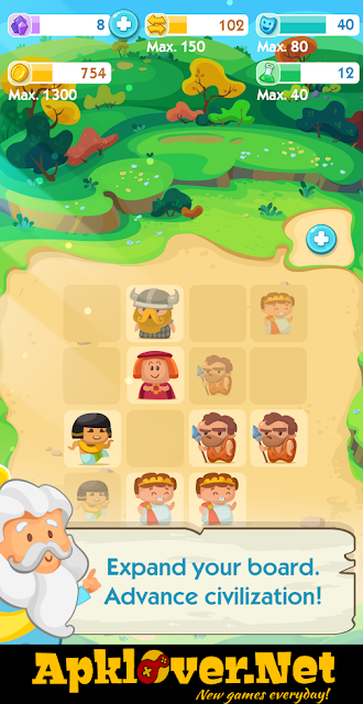 The Human Age MOD APK unlimited money