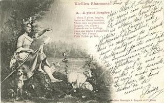 chanson populaire française