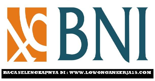 Rekrutmen Terbaru Bina BNI Frontliner Minimal SMA - S1