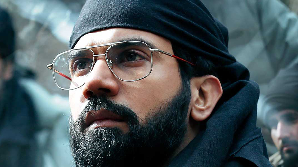 Rajkummar Rao stars as dreaded British-Pakistani terrorist Omar Saeed Sheikh in Omerta