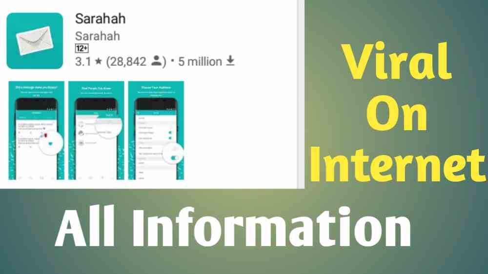 Sarahah In Hindi Anonymous Message App Viral on Internet - V