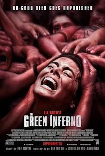 The Green In.fer.no (2013) หวีดสุดนรก