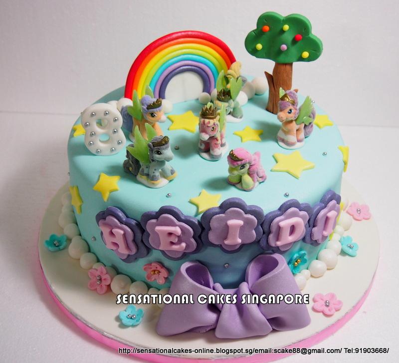 The Sensational Cakes April 2013