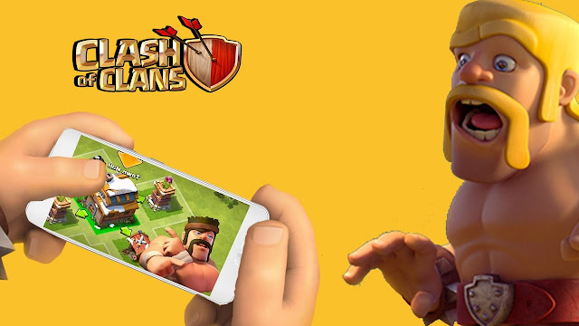 Vazou Novo Clash of Clans 2