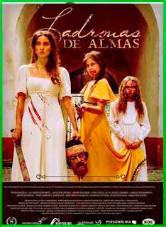 Ladronas de almas (2015) | DVDRip Latino HD GDrive 1 Link