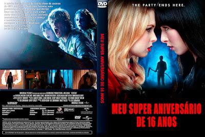 Filme Meu Super Aniversário de 16 Anos (My Super Psycho Sweet 16) DVD Capa