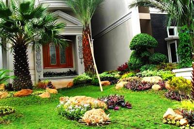 Jasa Taman Kering Surabaya
