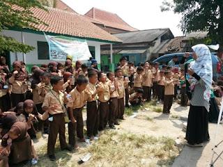 Sebanyak 138 Siswa-siswi MI Jauharotunnaqiyah Mendapat Penyuluhan Kesehatan Gigi