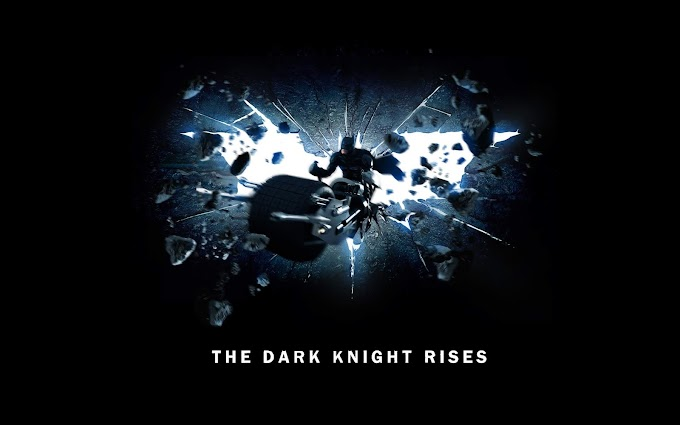 The Dark Knight Rises Batman Wallpaper