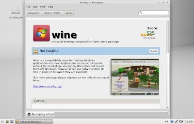 Wine HQ - Program Untuk Menjalankan Aplikasi Windows di Linux