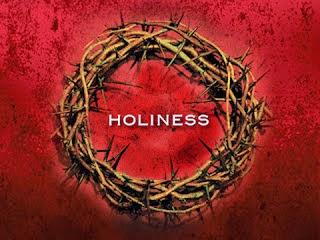 judgement of God on Holiness