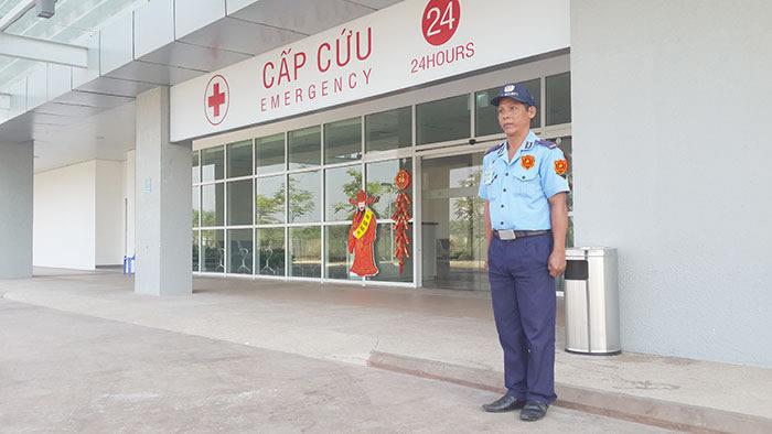 bảo vệ bệnh viện 3