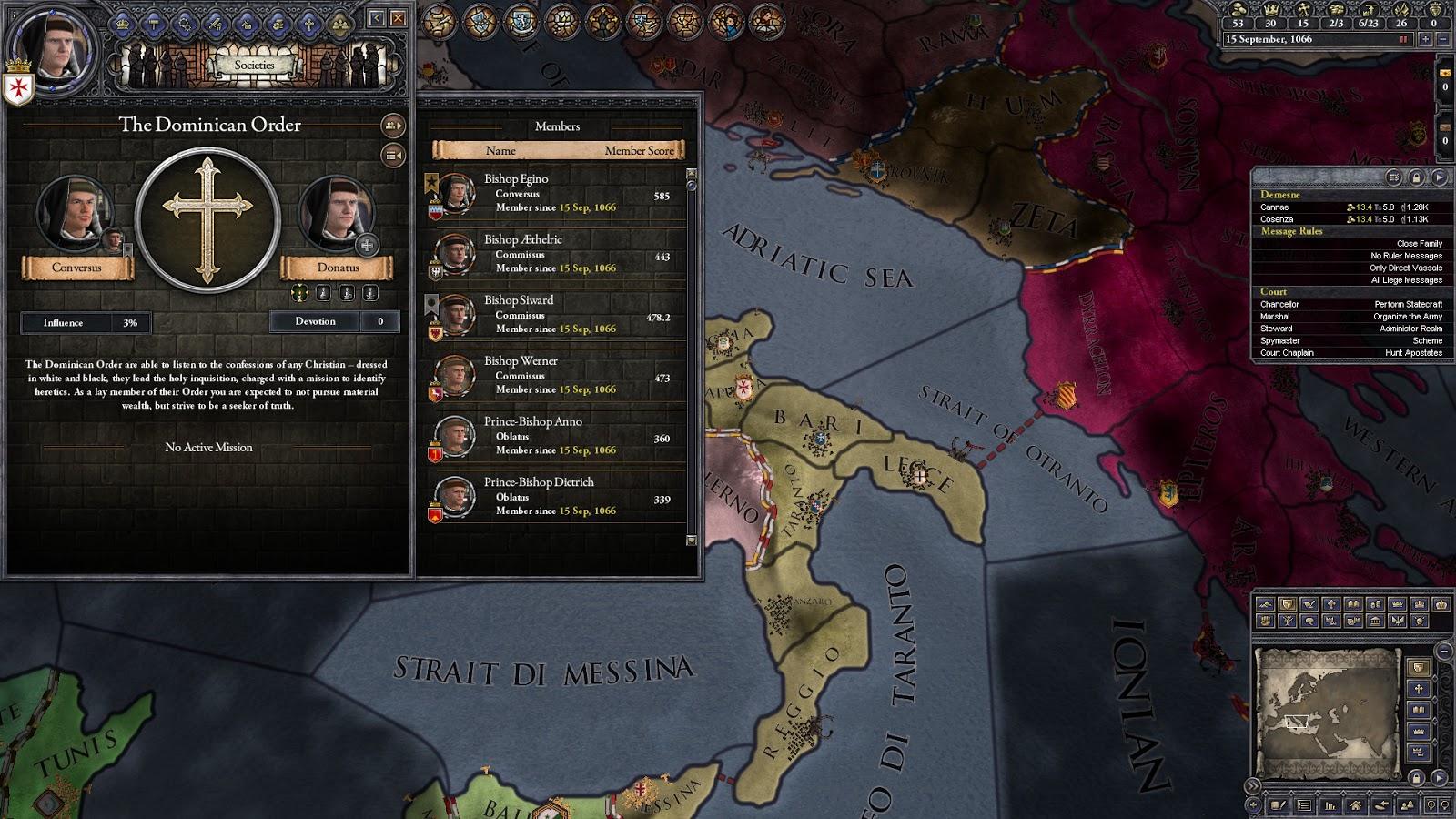 Crusader Kings II Monks And Mystics ESPAÑOL PC Descargar Full (CODEX) 1