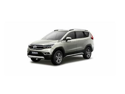 Daihatsu Terios Gen3 2018