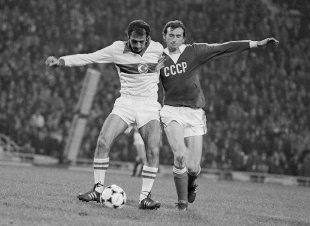 Türkiye Sovyetler Birliği maçı
