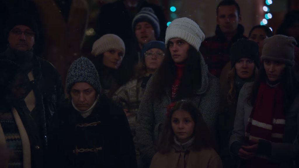 Brad Garret, attore Pubblicità Apple di Natale con Frankie - Apri il tuo cuore a tutti