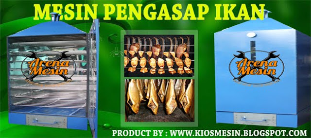 harga oven pengasapan ikan