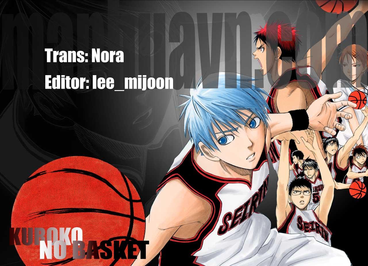 Kuroko No Basket chap 079 trang 19