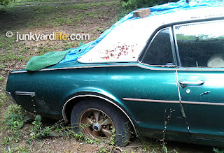 Salvage Yards  The Old Car Guys