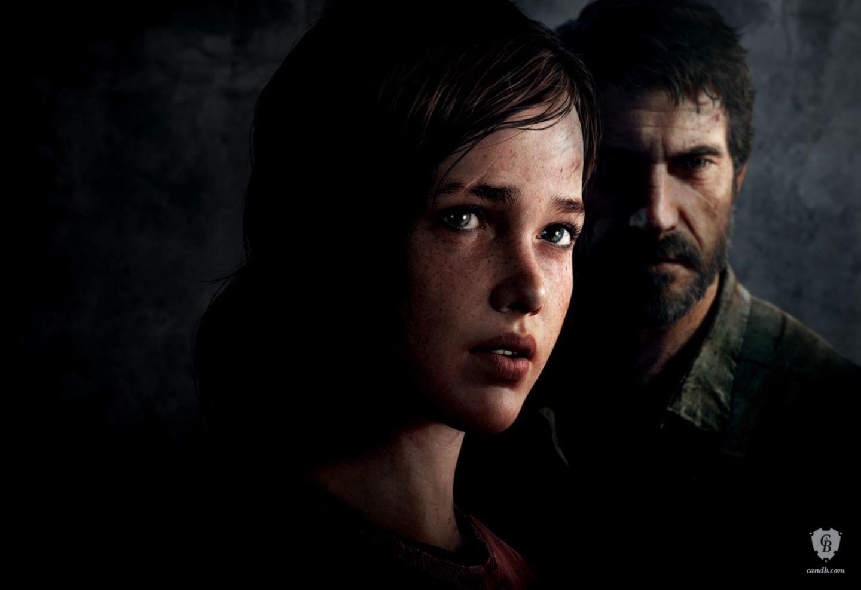 The Last Of Us Ellie And Joel Free Hd Wallpapers